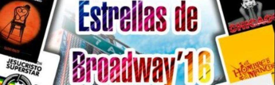 Musical Maristas –  Estrellas de Broadway '16